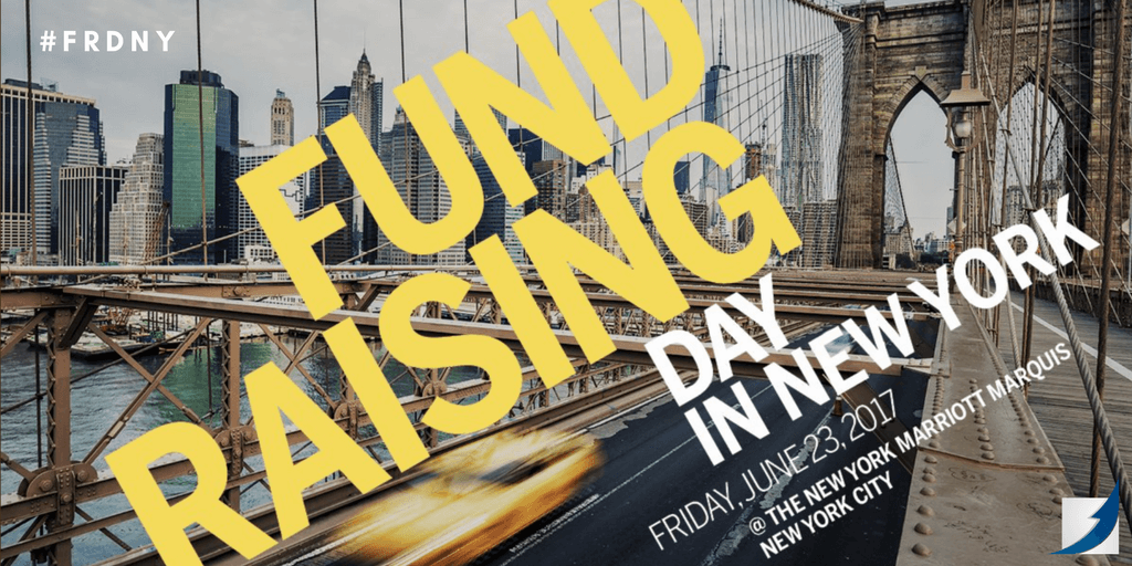 Fundraising Day in New York