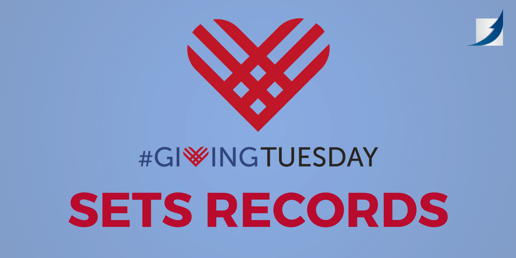 #GivingTuesday 2017 Sets Records