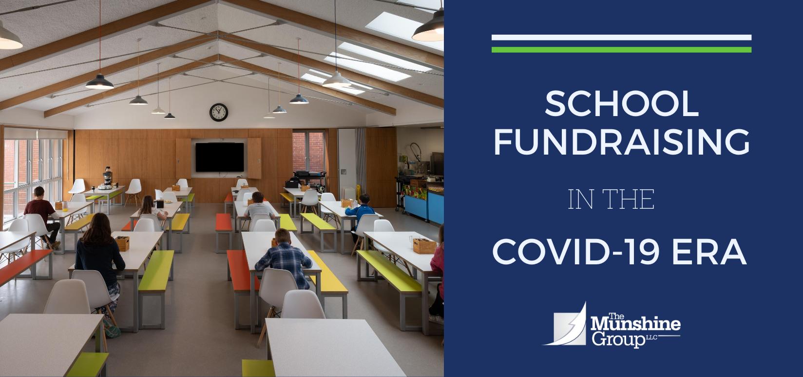School Fundraising in the COVID-19 Era